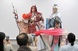 霹靂布袋劇の人気キャラ.jpg